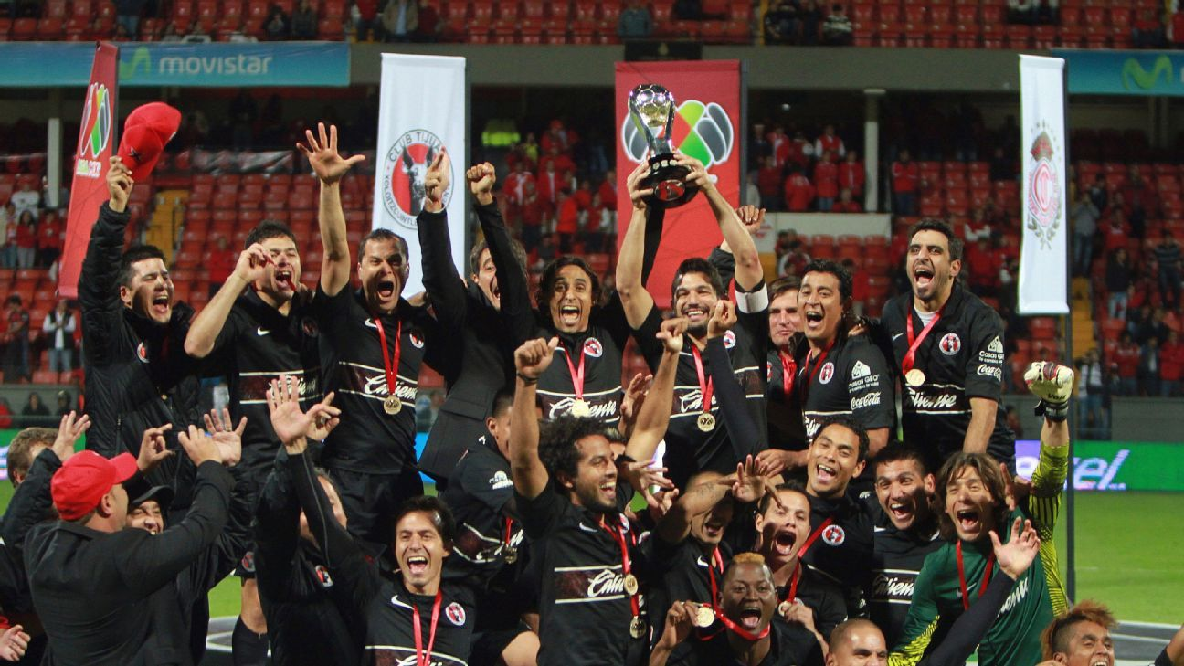 Abolishing promotion/relegation would put an end to Liga MX Cinderella stories like Club Tijuana.