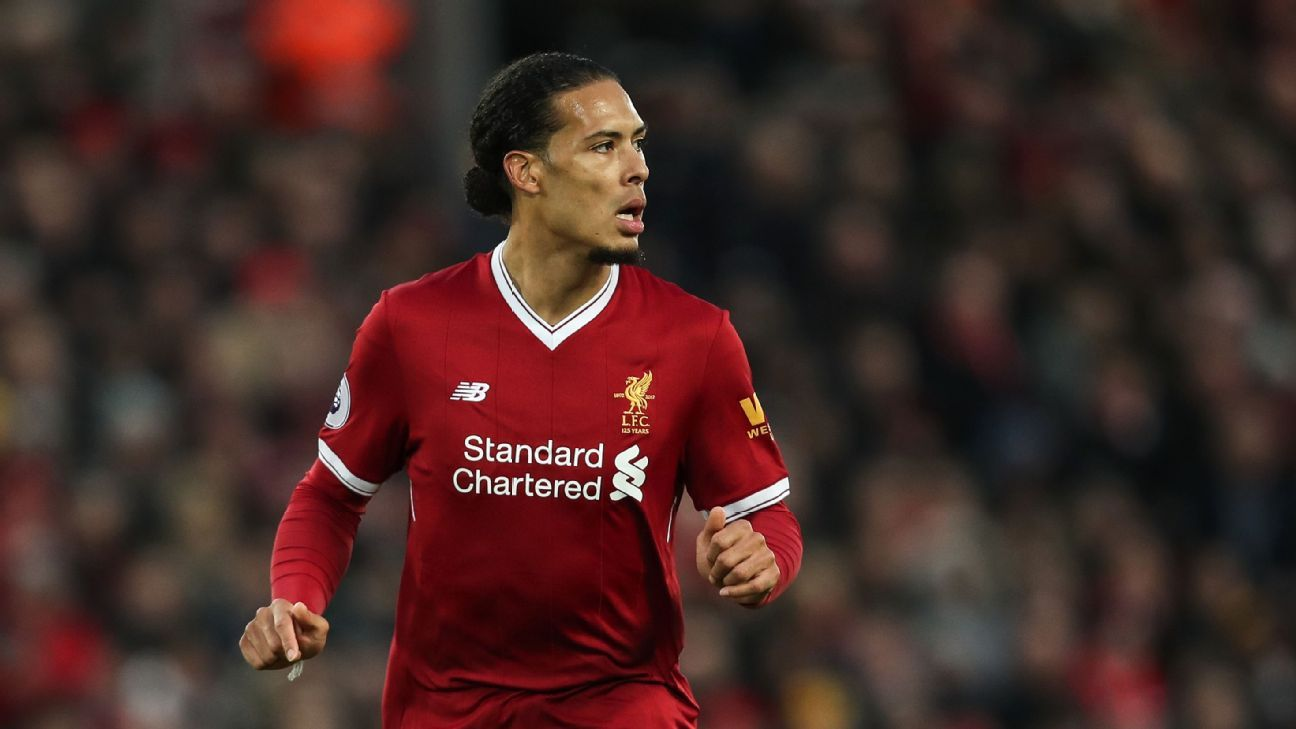 Virgil van Dijk has become a key figure since arriving at Anfield.