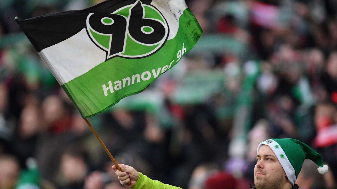 Hannover 96 are a typical German club in that fans are willing to swap success for control.