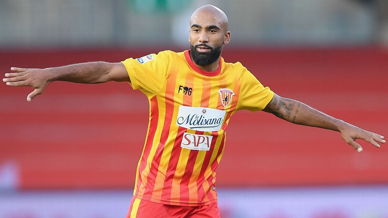 Timbers add Samuel Armenteros on loan from Benevento