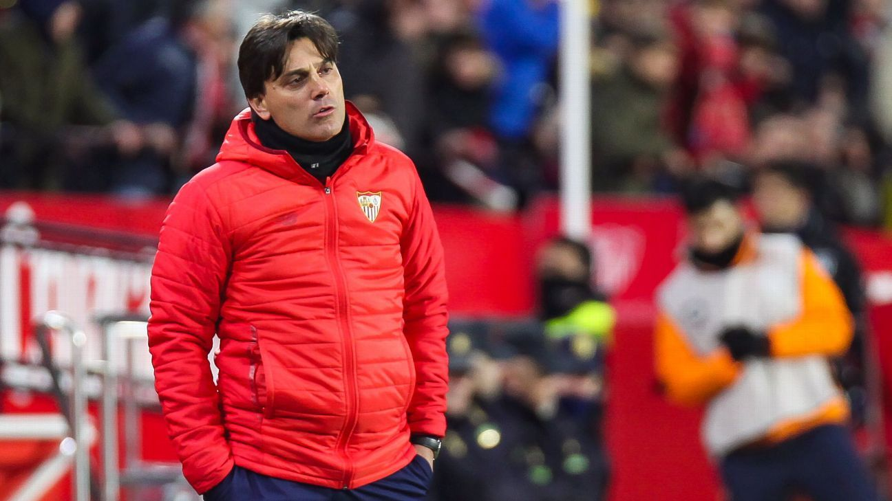 The loss of sporting director Monchi stung but Montella is trying to revive Sevilla as they embark on a new era.