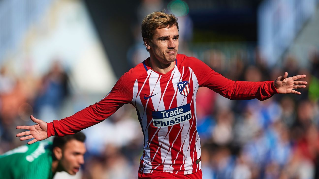 Antoine Griezmann answered his critics with a goal and much-needed strong performance.