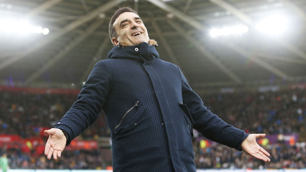 Carlos Carvalhal desperately needs a win against Southampton.