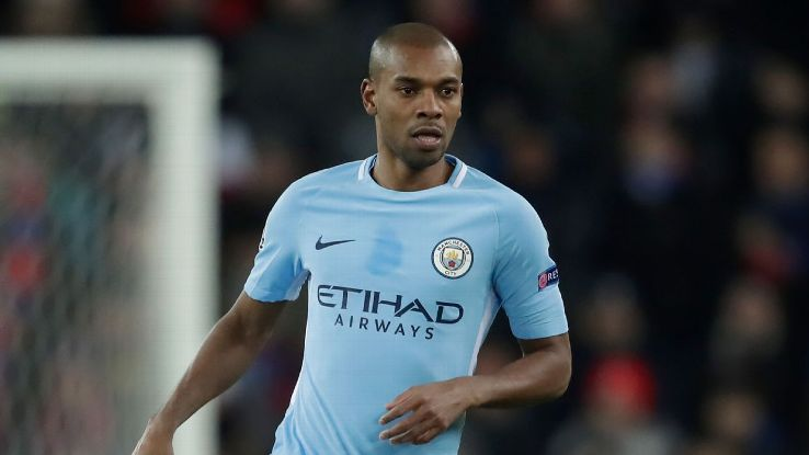 Fernandinho is quietly one of Man City's most indispensable players.