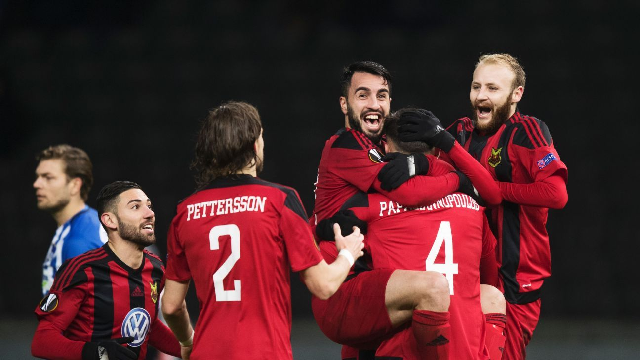 Ostersunds have made it this far and truly believe they can shock Arsenal.