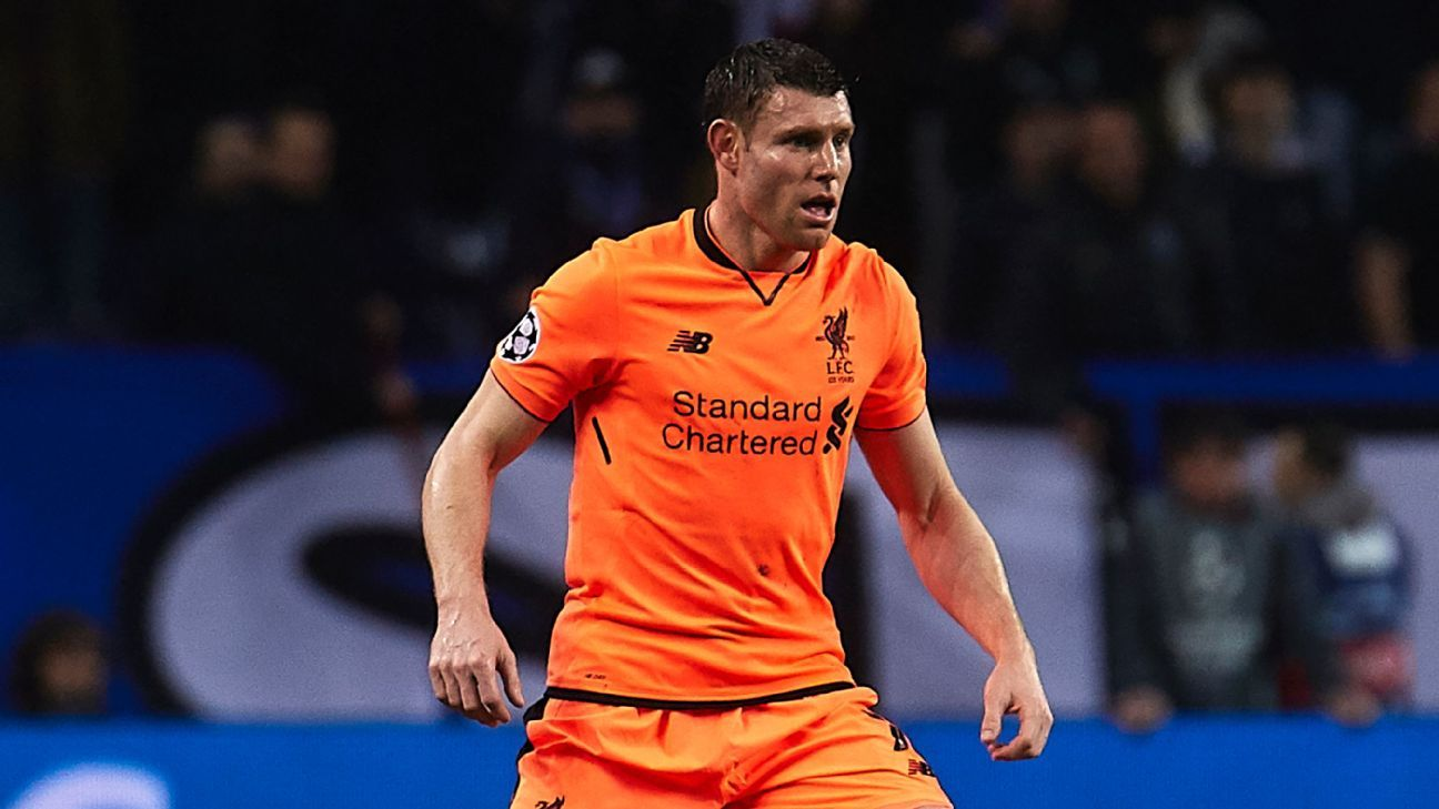 James Milner has been Liverpool's unsung hero all season long.