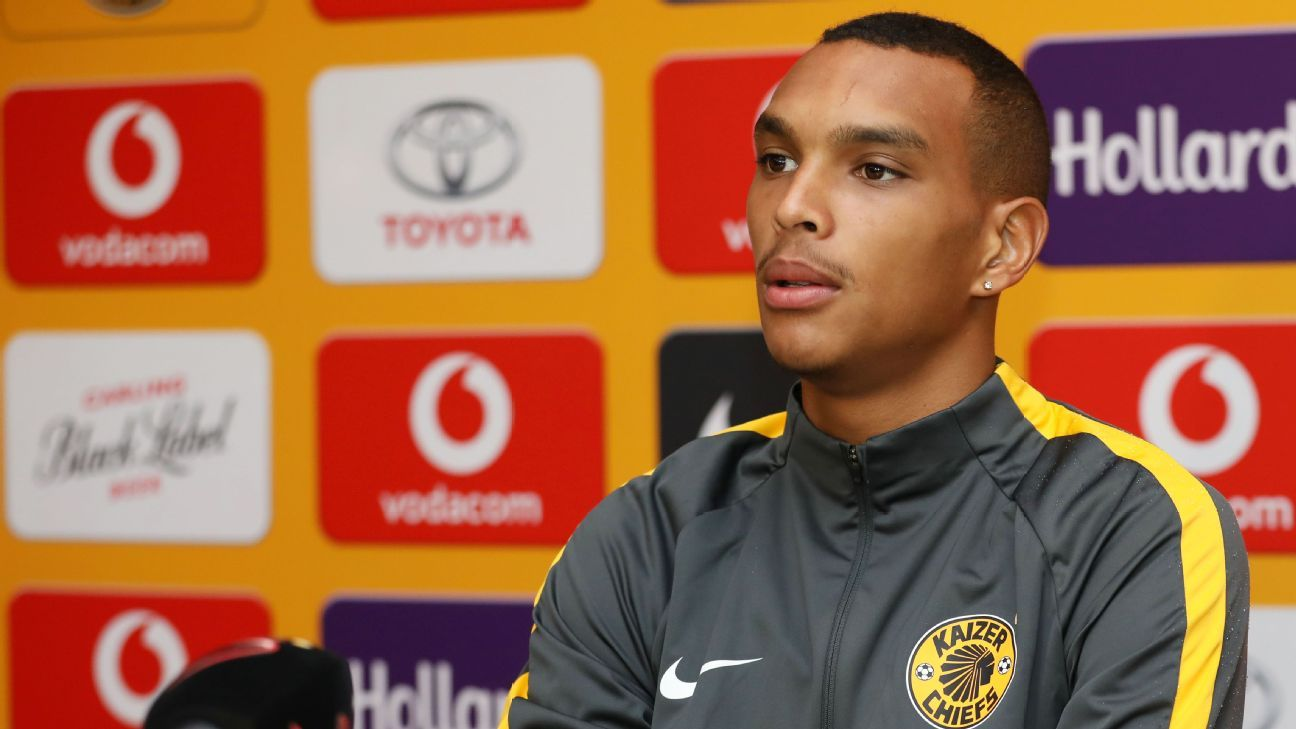Ryan Moon of Kaizer Chiefs