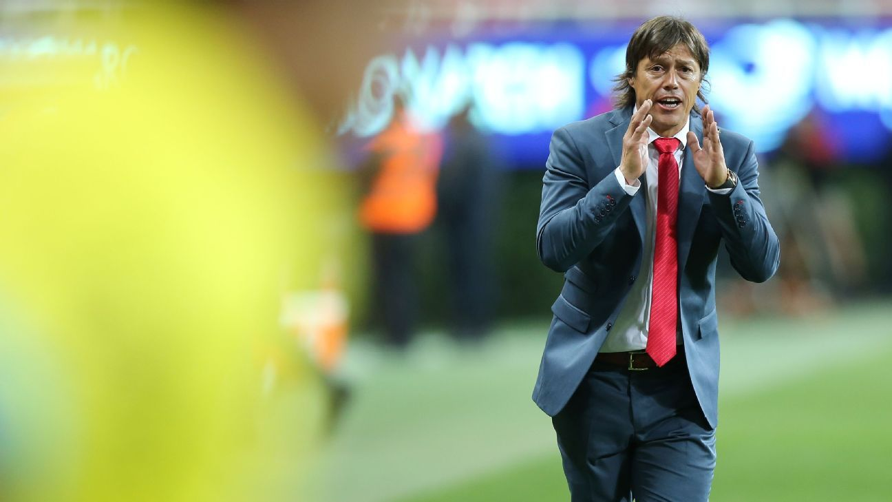 Matias Almeyda had success with Chivas but is he the right fit for the national team?