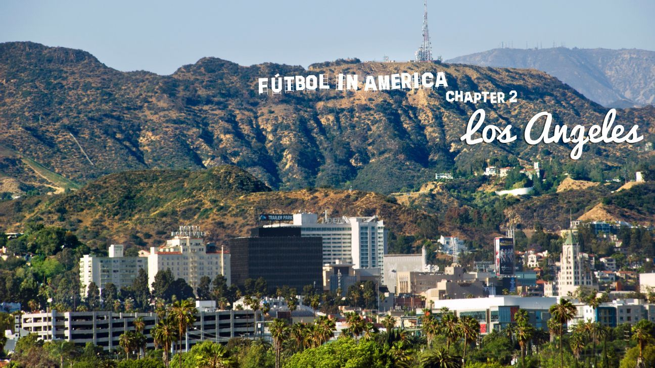 Futbol in America E2 Los Angeles 2