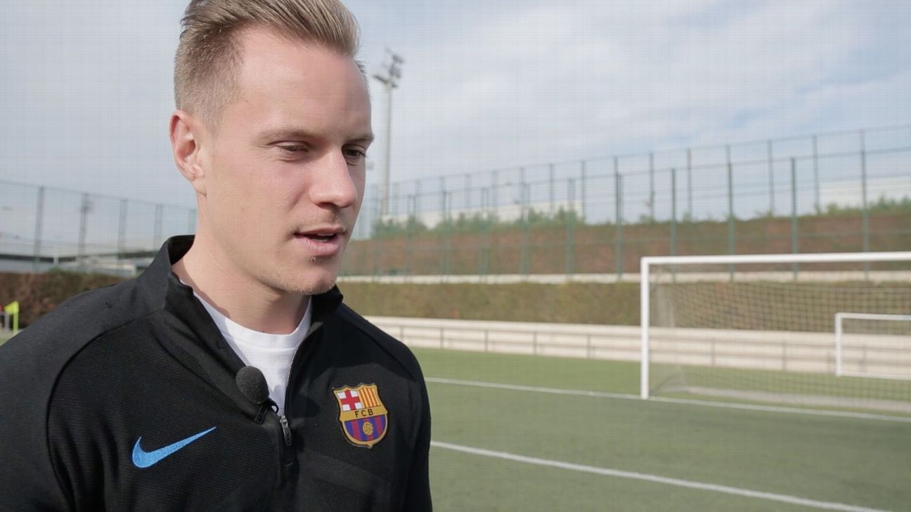 Marc-Andre ter Stegen speaks exclusively to ESPN FC