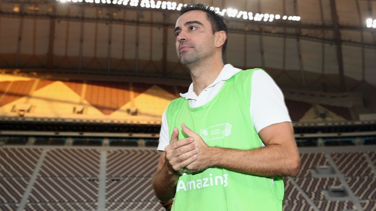 Image result for Xavi Backs PSG To Knock Real Madrid Out Of UCL