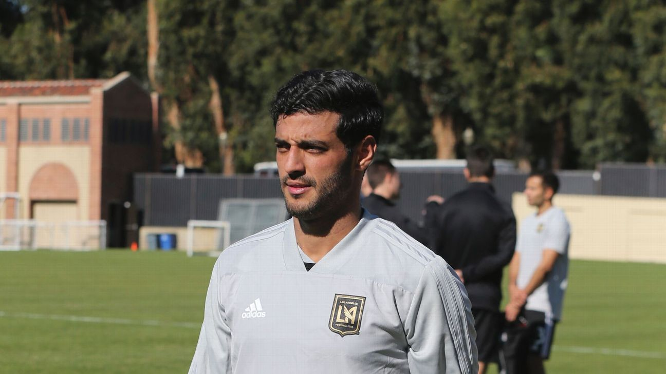 New LAFC signing Carlos Vela is expected to make an immediate impact in MLS.