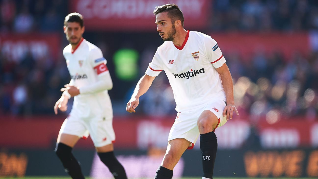 Sevilla's Pablo Sarabia will have extra motivation going against Jose Mourinho on Wednesday.
