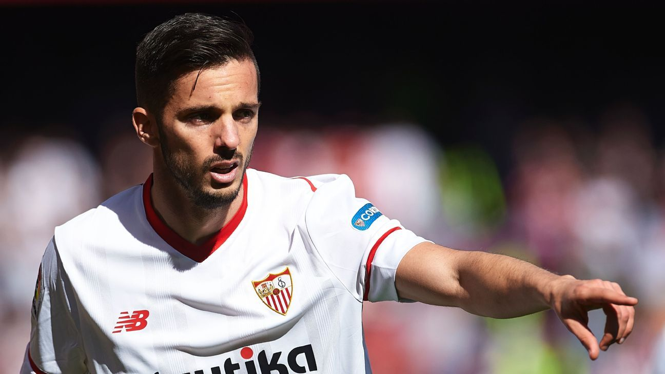 Pablo Sarabia is enjoying another fine season at Sevilla with five goals and five assists.