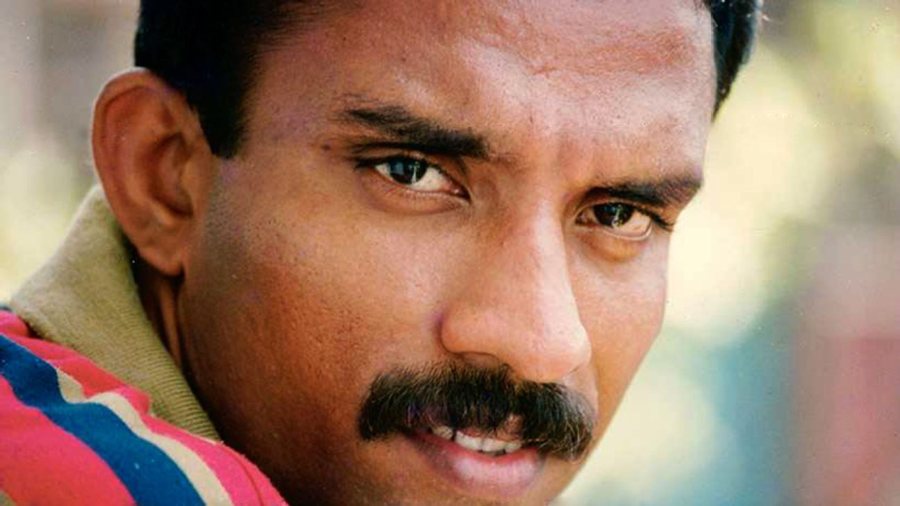 Sathyan represented India in 40 matches and led the team in 26