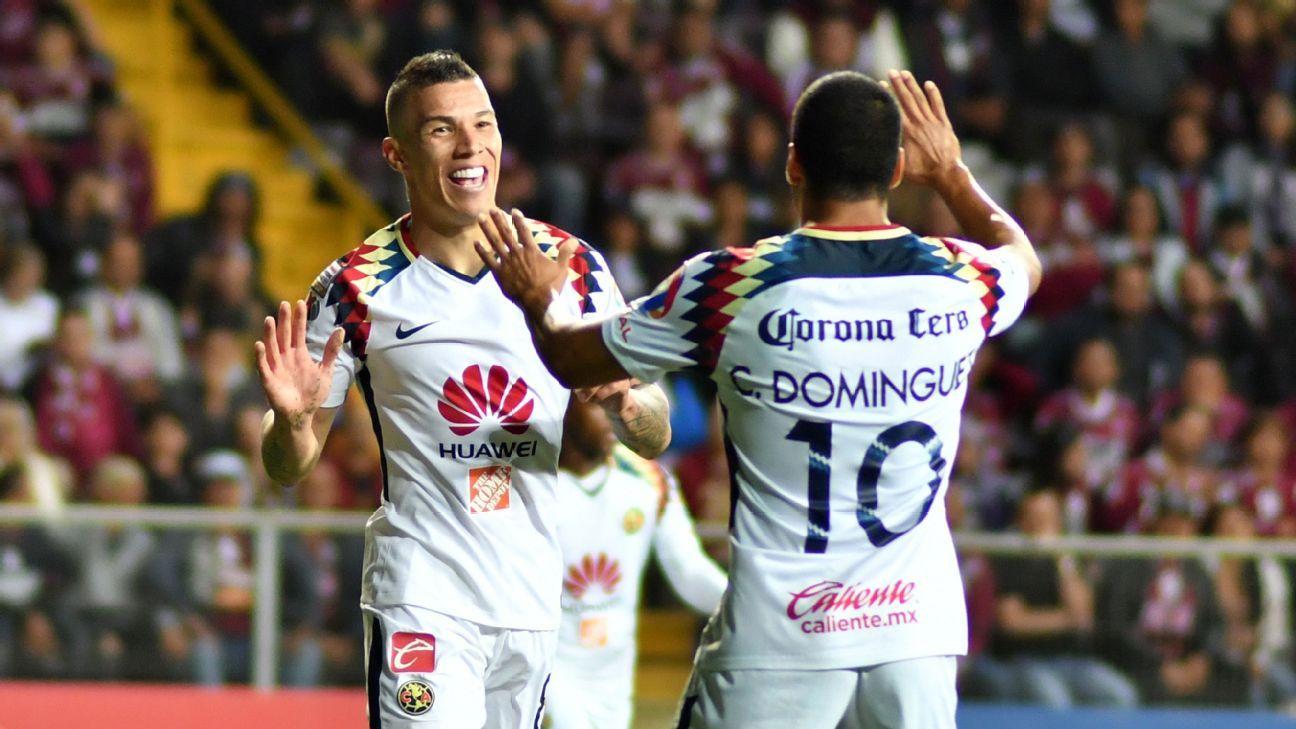 Mateus Uribe & Cecilio Dominguez
