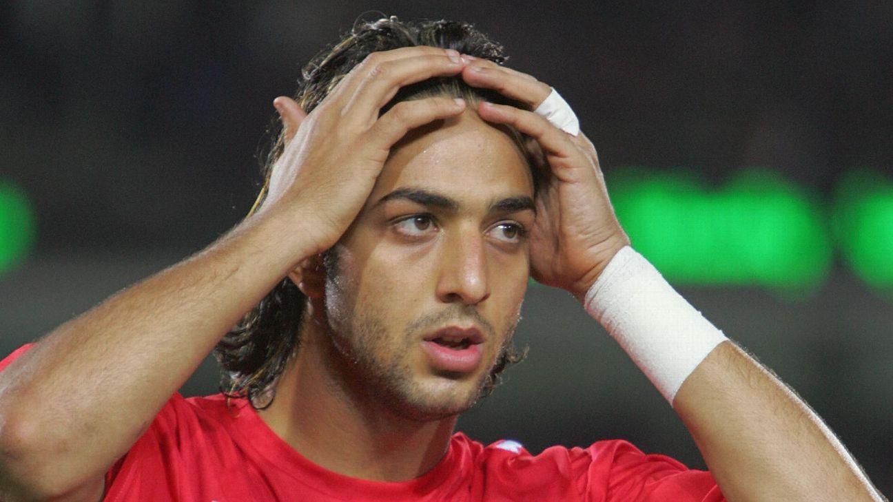 Former Egypt star Mido linked to U19 coaching role at Paris Saint-Germain
