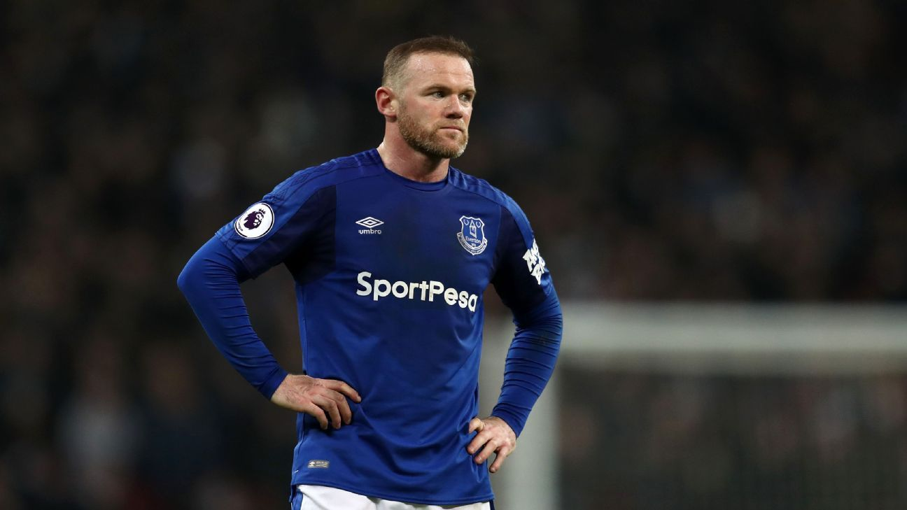 Wayne Rooney at 32 years of age could be seen as an ill-advised signing by Everton.
