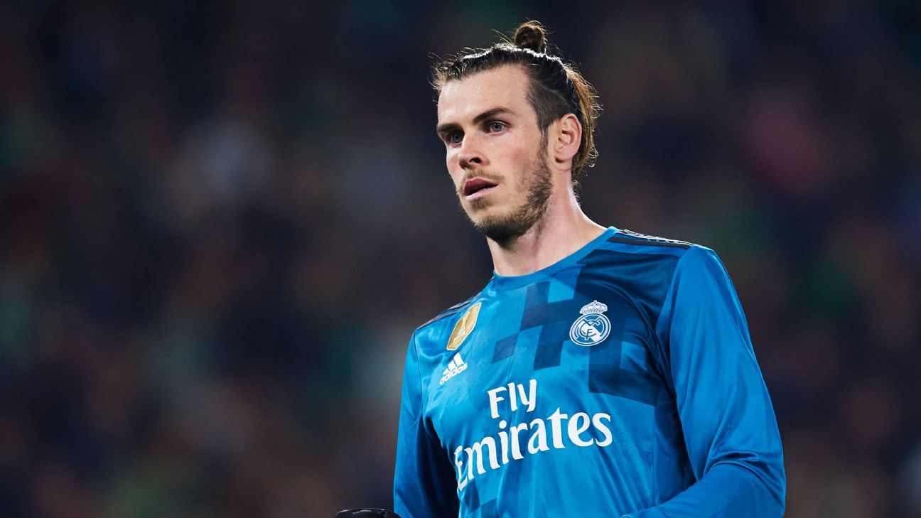 Gareth Bale has not played as much as he would have liked this season.