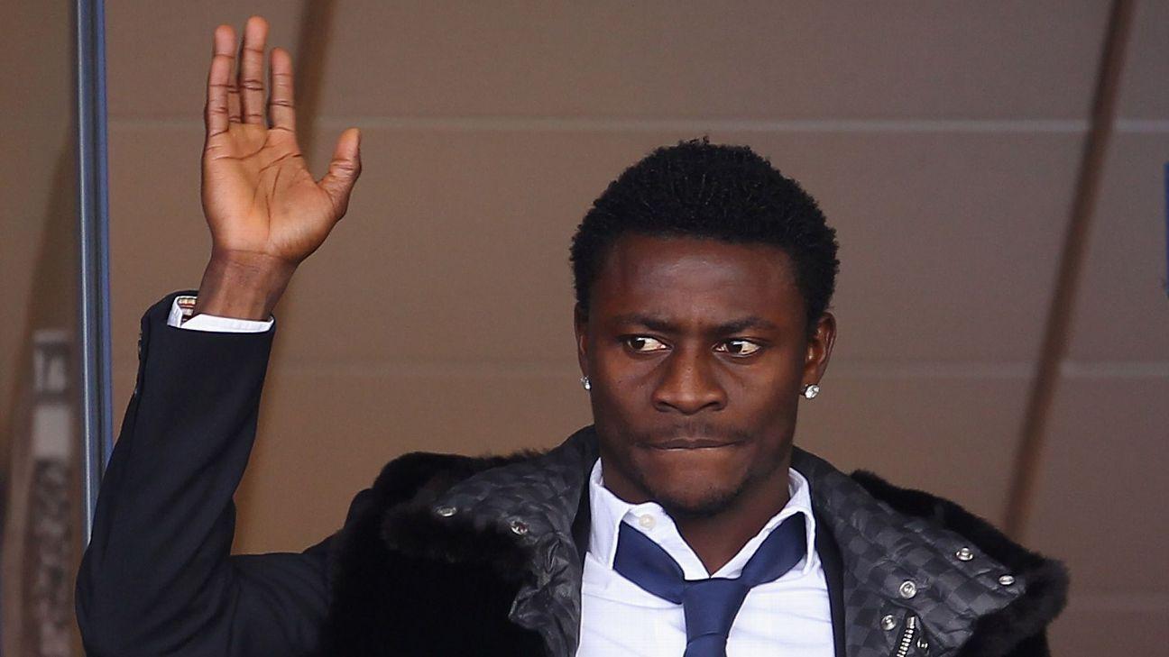 Obafemi Martins of Birmingham City