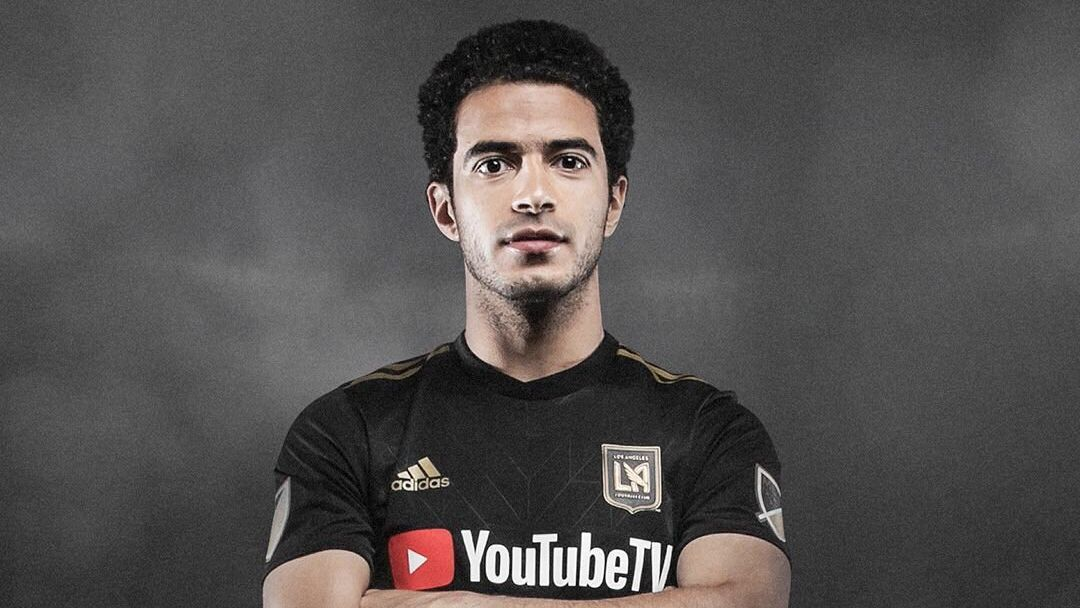 LAFC unveils its first jersey ahead of inaugural MLS season