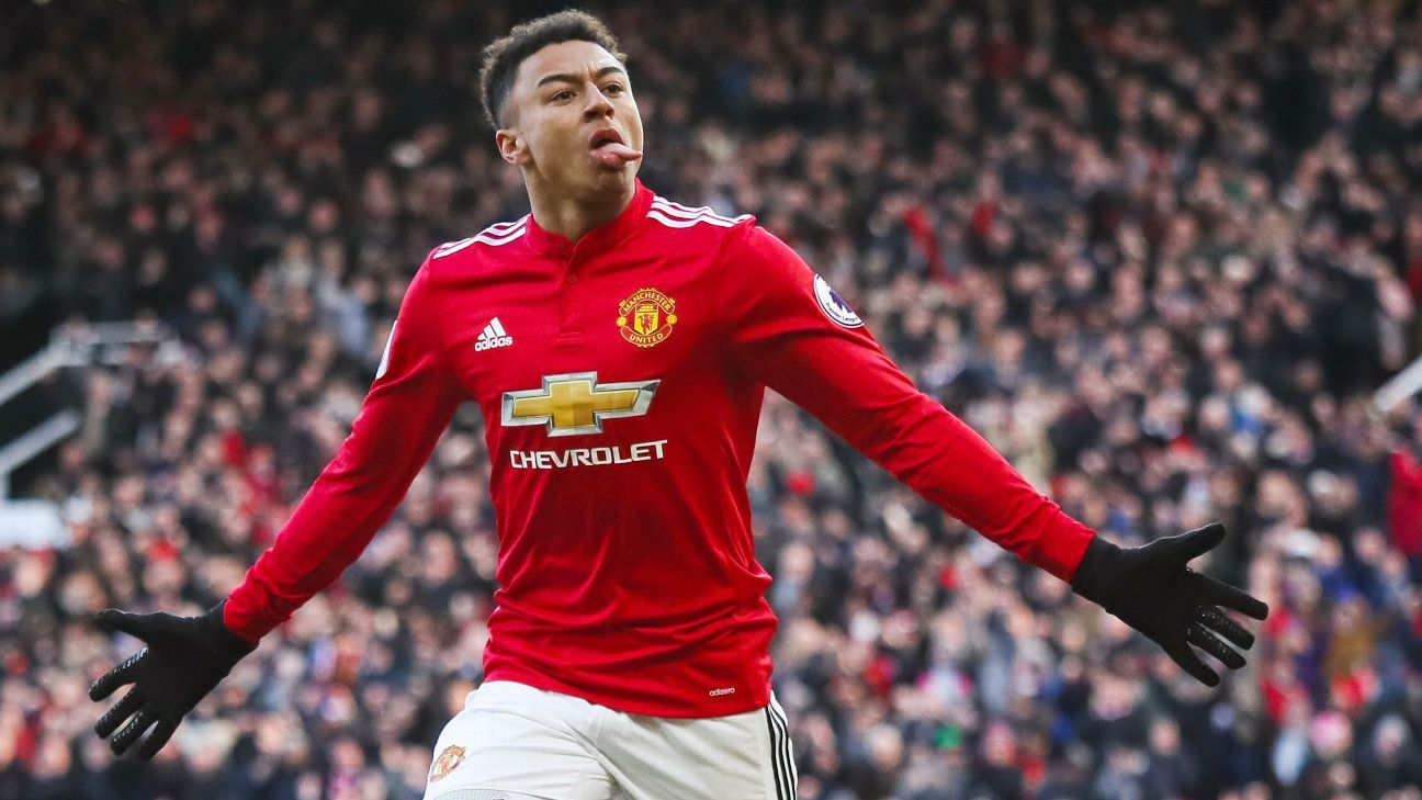 Jesse Lingard Is Man United's Best No. 10 And Gets The