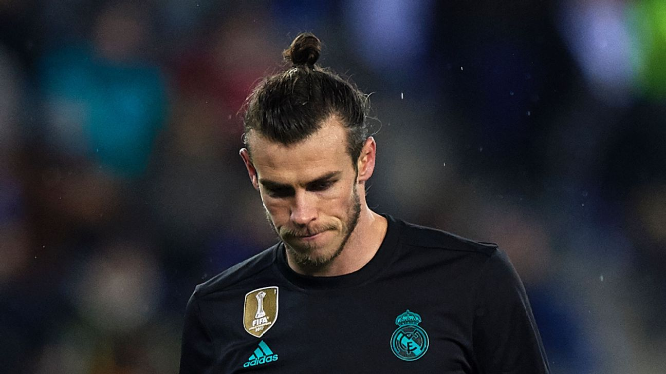 Gareth Bale has had an up-and-down season at Real Madrid.