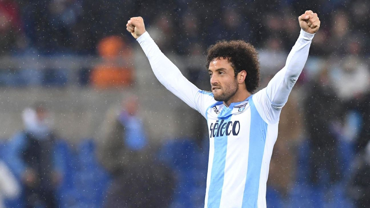 Felipe Anderson has caught the eye at Lazio, leading to interest from the Premier League.