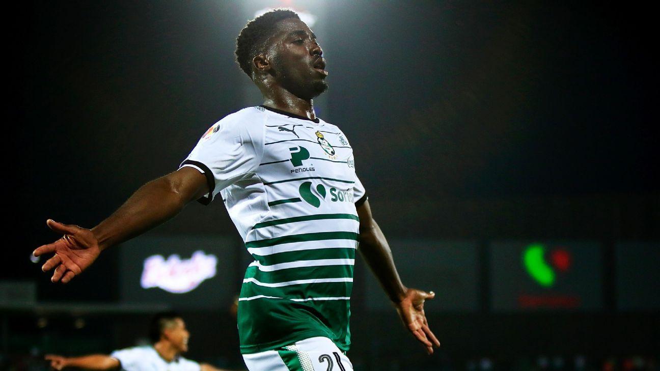 Djaniny ran away with Liga MX's golden boot with 14 goals.