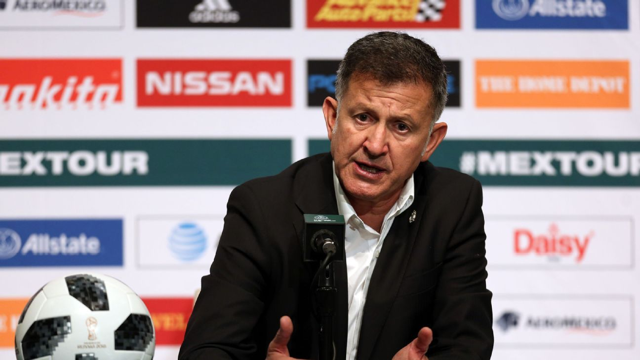 Juan Carlos Osorio will have some tough decisions to make come May/June surrounding his World Cup roster.