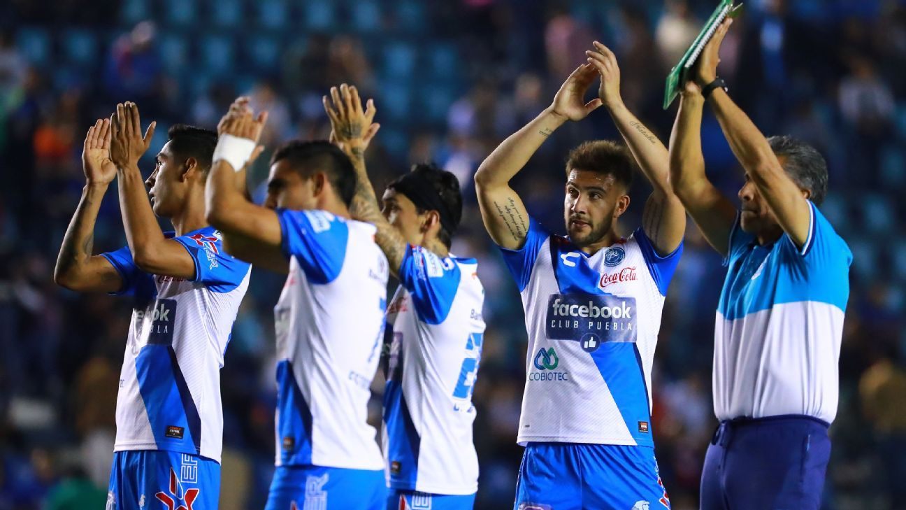 Puebla have not made the Clausura playoffs since 2008-09.