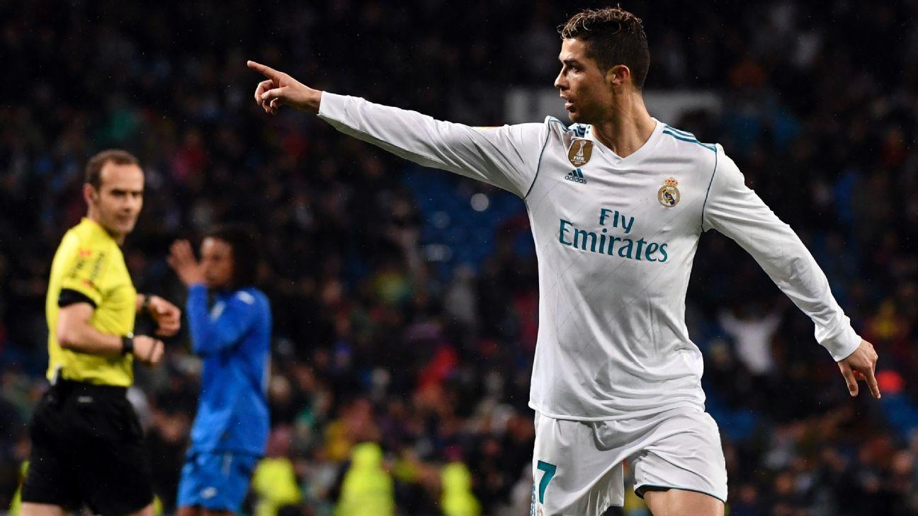 Cristiano Ronaldo's China talk is no problem - Real Madrid's Florentino Perez