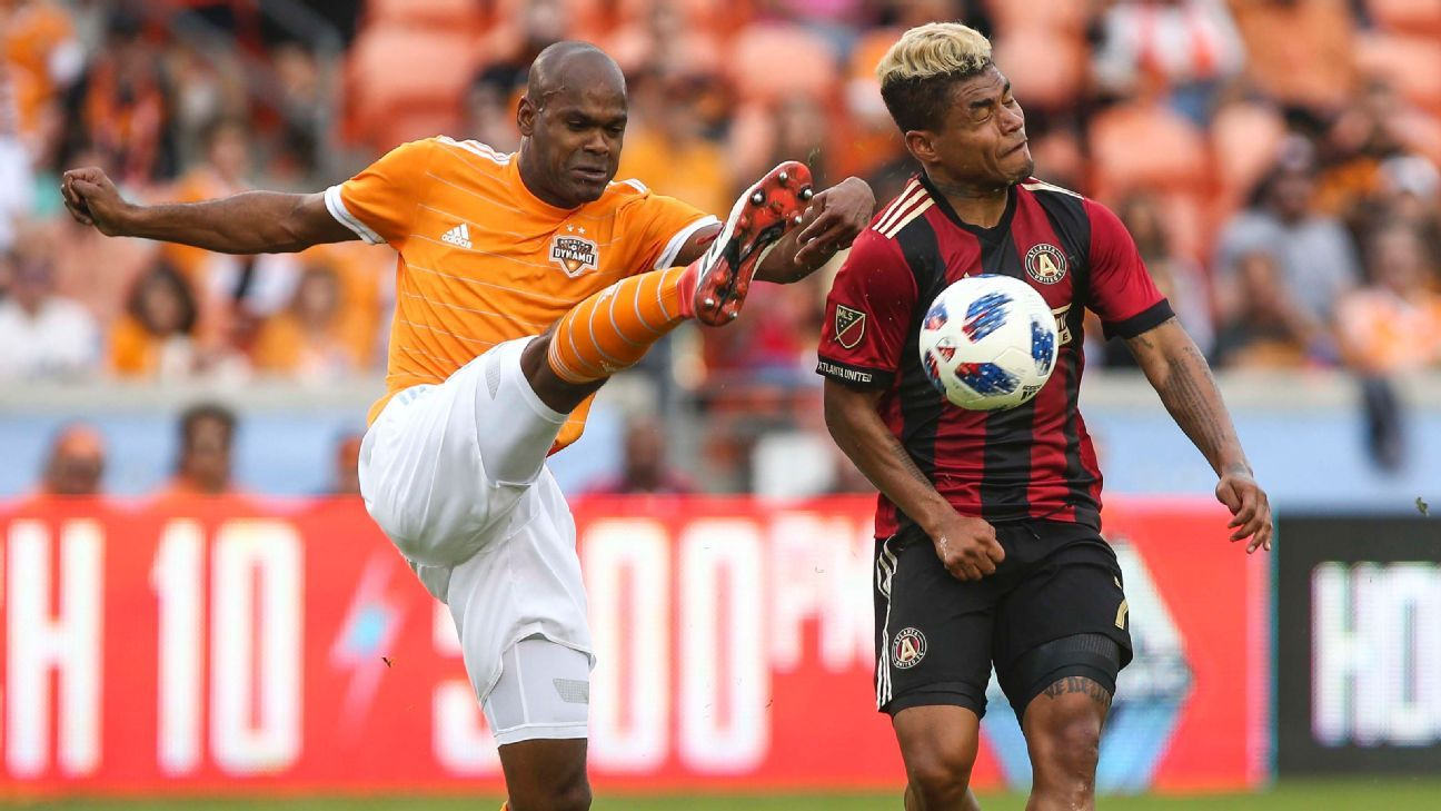 Houston Dynamo demolish Atlanta United with huge first half