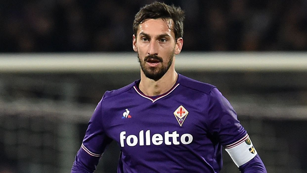 Fiorentina captain Davide Astori, who made 14 appearances for Italy, has died at the age of 31.