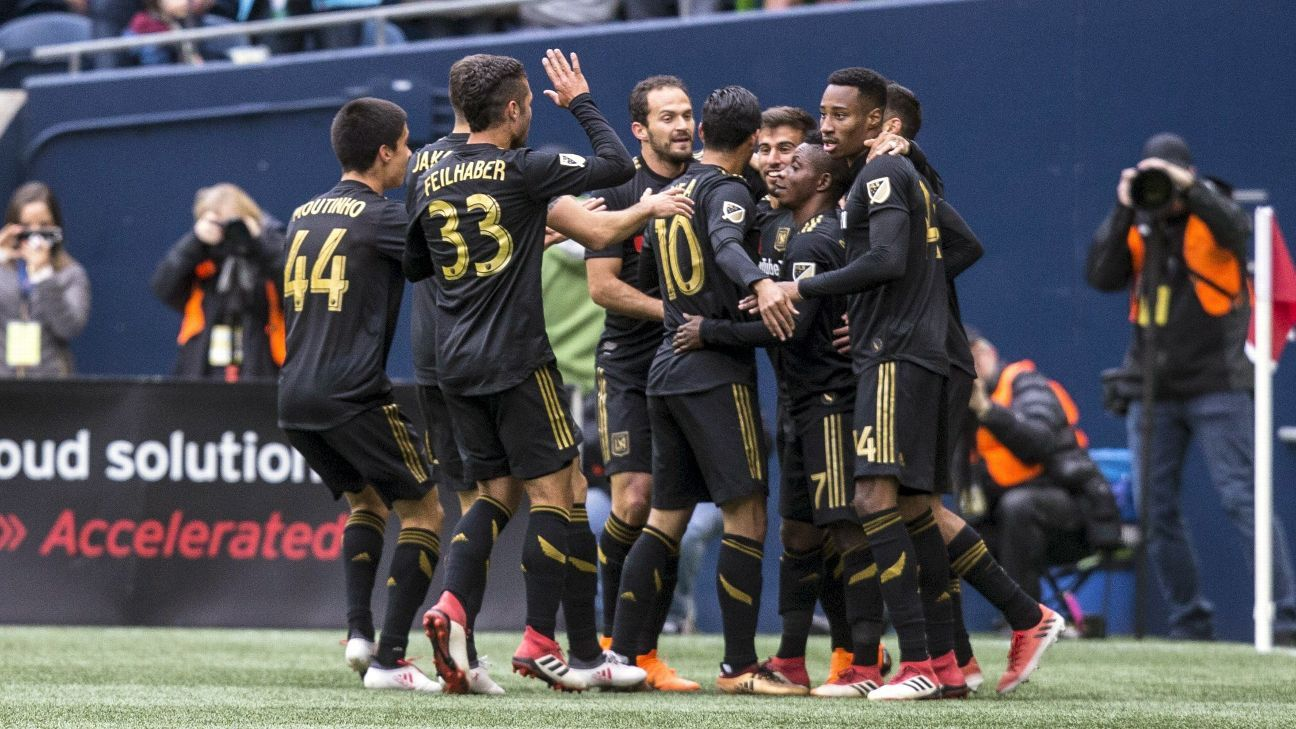LAFC had a memorable start in MLS, showing promise of what's to come
