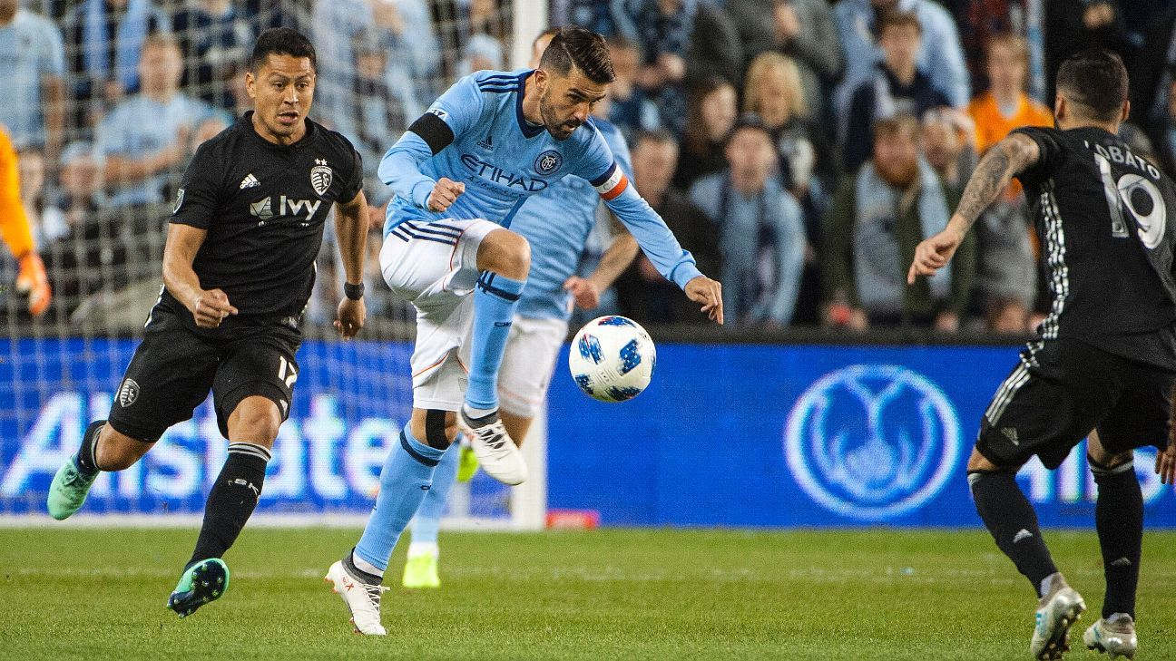 NYCFC takes over top spot as MLS Power Rankings get major makeover