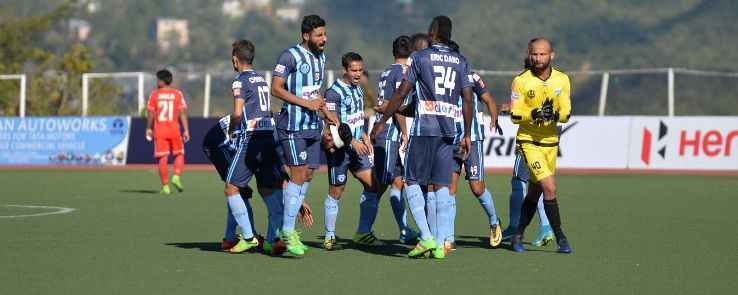 Minerva (above) can win the I-League by beating Churchill on March 8.