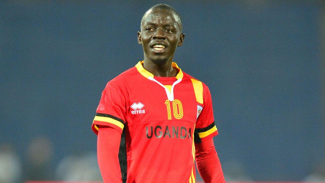 Muzamiru Mutyaba of Uganda