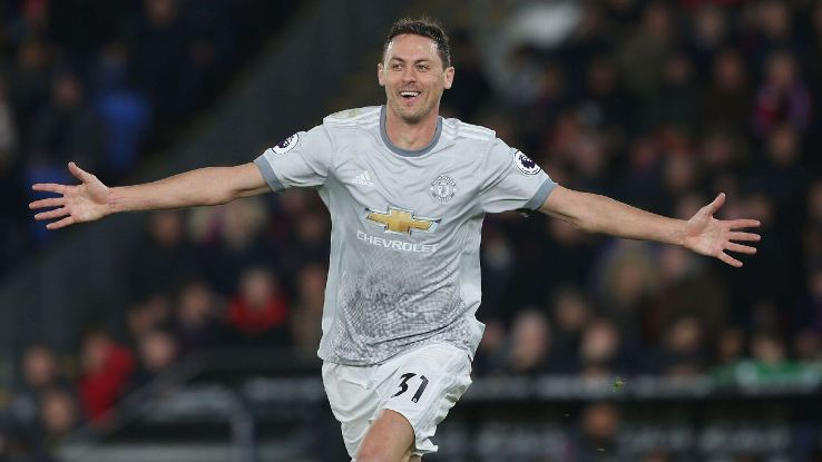 Nemanja Matic has held up his end of the bargain in his first season at Man United.