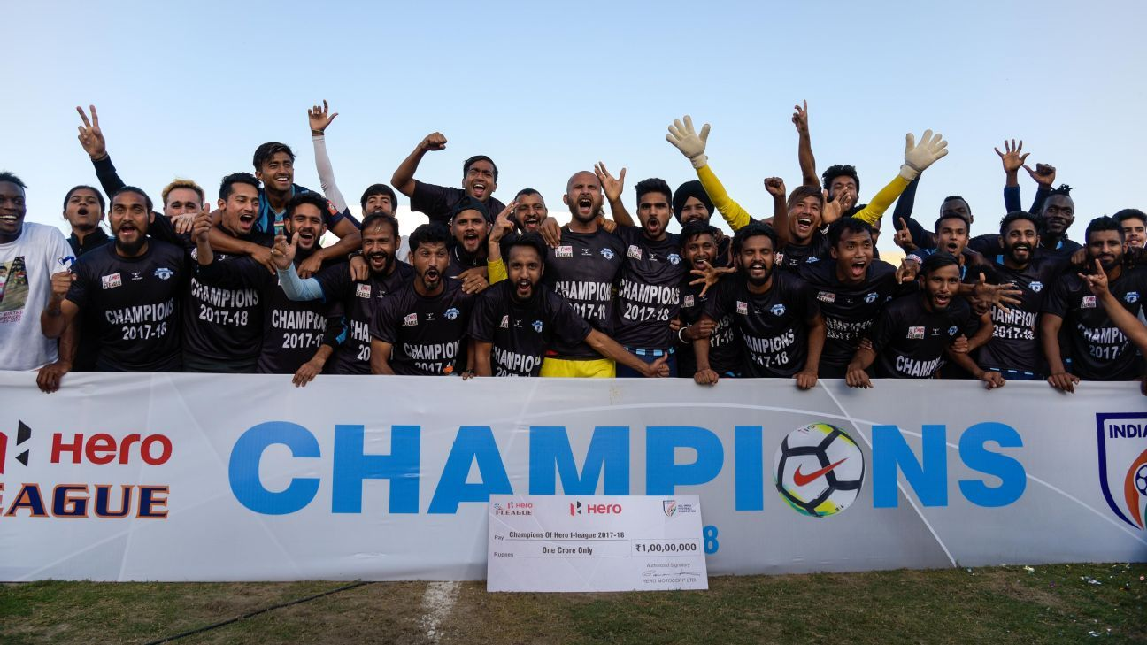 Before Minerva (above), the last team from north India to win the national league was JCT Phagwara in 1996.