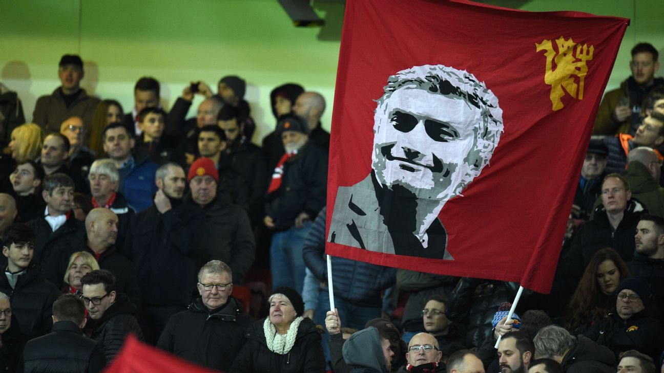 Man United fans and Mourinho haven't had the easiest rapport but atmosphere should be high for Liverpool's visit.