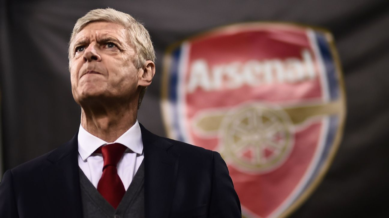 Arsene Wenger has won three Premier League titles and seven FA Cups during his time at Arsenal