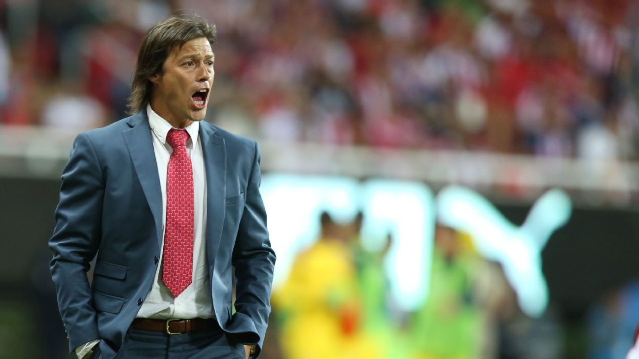 Matias Almeyda has made Chivas a winner again.