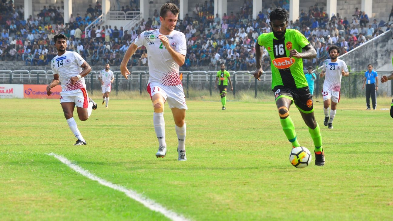 Mohun Bagan drew their last game of the season against Gokulam Kerala.