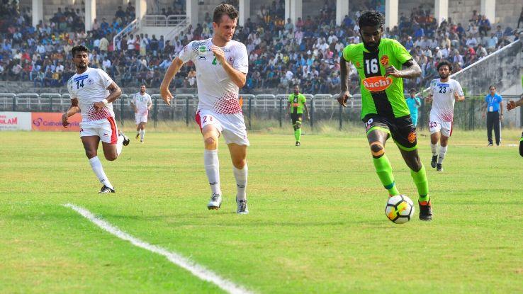 Mohun Bagan drew their last game of the season against Gokulam Kerala.
