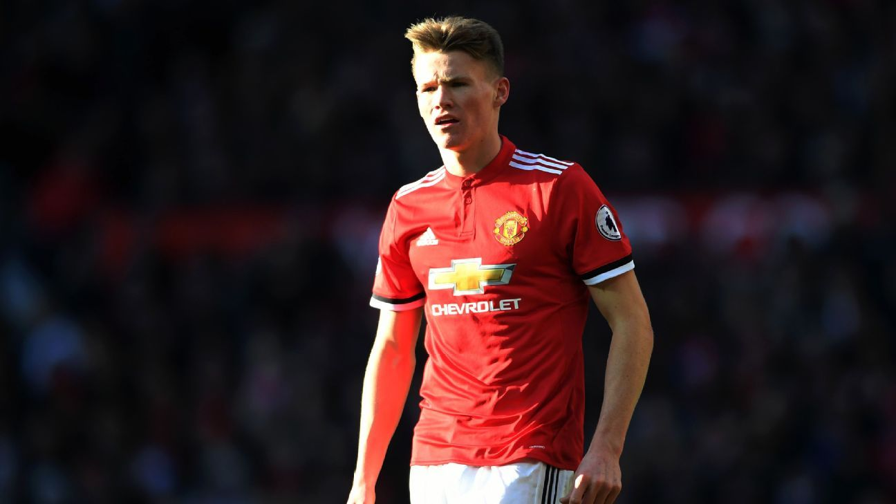 Scott McTominay has broken through to become a regular under Jose Mourinho at Manchester United.