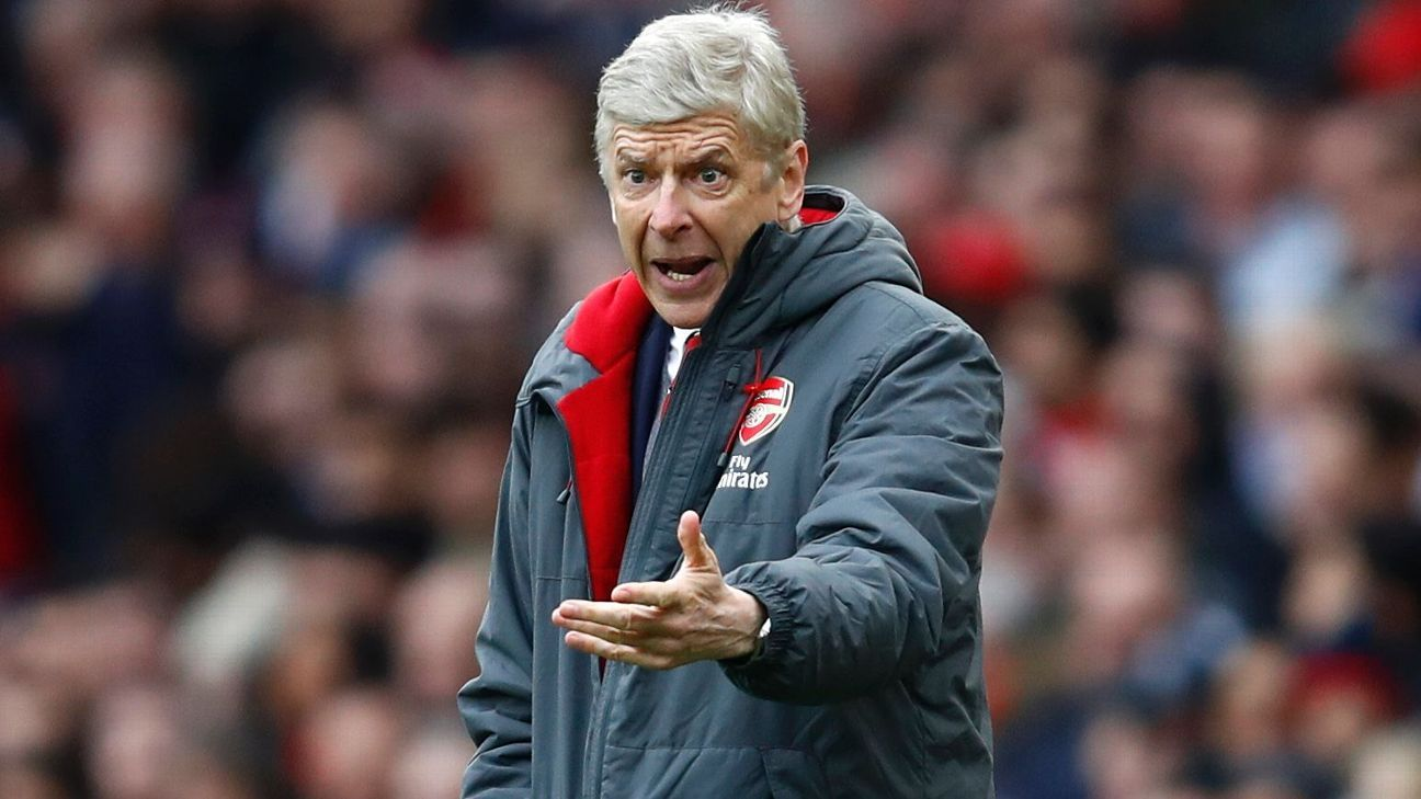 Arsene Wenger's future at Arsenal remains up in the air.