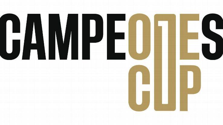 Campeones Cup logo
