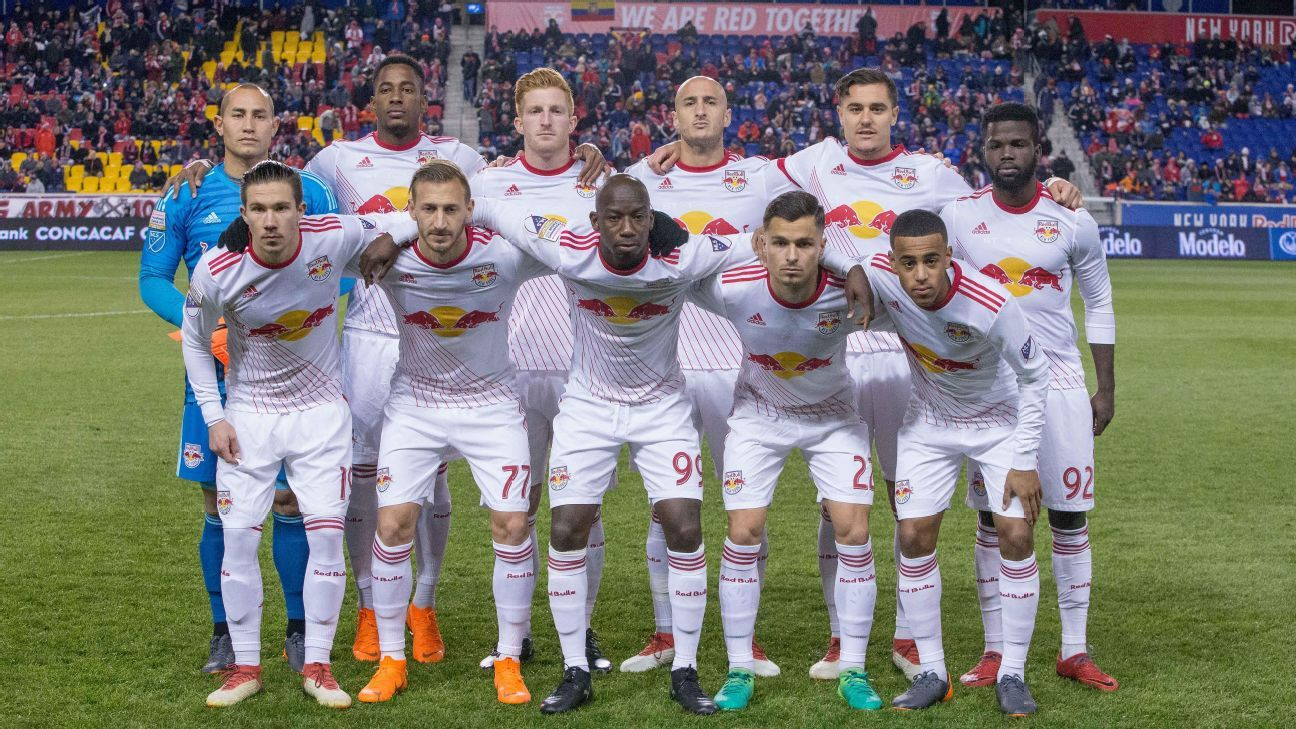 Real Salt Lake, New York Red Bulls ahead of MLS on youth curve