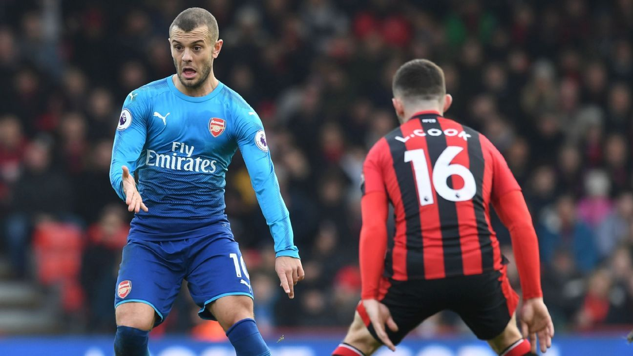 Wilshere not fit for England, Pickford to start vs. Netherlands - Southgate